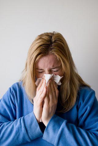 Grippezeit ist Ingwerzeit
